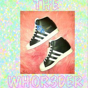 Adidas Superstar Up Wedge⬆️